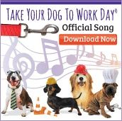 Pet Sitters International Releases the Official Take Your Dog To Work Day® Song