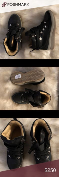 Isabel Marant wedge sneakers Authentic never used Isabel Marant wedge sneakers size 38 Isabel Marant Shoes Sneakers