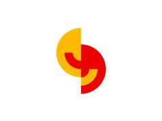 S for Smiles, logo design symbol by Alex Tass