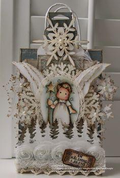 Monique Lokhorst Designs: Edwin's Merry Little Christmas!