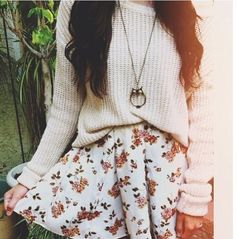 Owl girly cute outfit