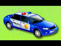 ★ POLICE CHASE FAILS & CRASHES Police cars for children - YouTube