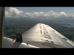 ▶ Junkers Ju-52 Rundflug aus der Schweiz (7.7.2012) / Ju-52 flight in Switzerland - YouTube