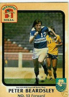 NASL Soccer North American Soccer League Players-Peter Beardsley