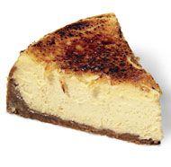 Crème Brûlée Cheesec
