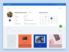 MaterialUp – Uma coleção de conceitos usando Material Design