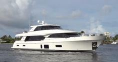 Super nice Elegance, Comfort, Space: 2017 Ocean Alexander 100 Motor Yacht For Sale at MarineMax Pier 66 Check more at http://dougleschan.com/the-recruitment-guru/yacht/elegance-comfort-space-2017-ocean-alexander-100-motor-yacht-for-sale-at-marinemax-pier-66/