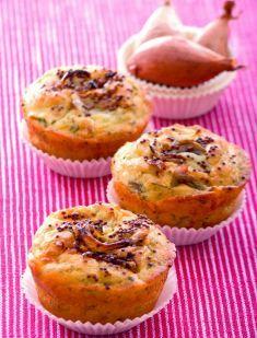 Muffin rustici con funghi, scalogni e senape - Tutte le ricette dalla A alla Z - Cucina Naturale - Ricette, Menu, Diete