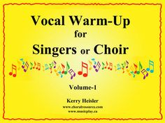 Vocal Warm-ups for Singers or Choir by Themes & Variations Inc Music Classroom, Grade 3, Choir, Singers, Apps, Warm, Learning, Greek Chorus, Studying