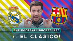 REAL MADRID vs BARCELONA: El Clasico! | THE FOOTBALL BUCKET LIST #1 with Spencer FC - http://tickets.fifanz2015.com/real-madrid-vs-barcelona-el-clasico-the-football-bucket-list-1-with-spencer-fc/ #Football