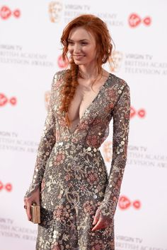 Red Hair Freckles, Stunning Redhead, Festival Hall, Eleanor Tomlinson, Ginger Girls, Poldark, Beautiful Actresses, Redheads, Beauty Women