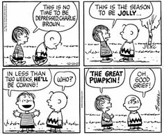 """The Great Pumpkin"""