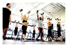Our #Fitness Instructors teach programs for all levels of fitness. Begin your training with our Complementary Fitness Evaluation.
