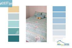 Nuestro tip de la semana ! Arrièsgate y decora ! Usa el pantone en la web busca combinaciones y haz cambios sencillos en las cortinas, almohadas, edredones, pintura etc! Dale rienda suelta a tu buen gusto!! #203ghs #203Tips