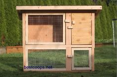 rabbit adn chicken hutch | Chicken Coop/rabbit Hutch Plan # 3 * * * * * Auctions - Buy And Sell ...
