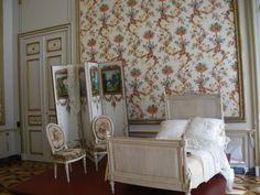 Château de Seneffe chambre