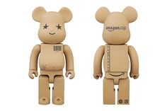 Amazon.co.jp x Medicom Toy 100% & 400% Bearbricks