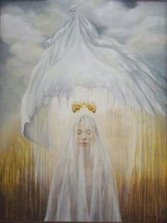 His covering. Crown of glory, Bride of Chirst, angel in the heavens. Please also…