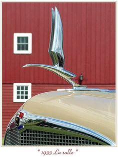 1933 LaSalle Hood Ornament - Steve Brown