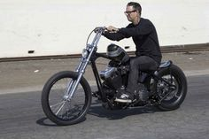 Sportster: Think Thin Sportster Chopper, Hd Sportster, Choppers For Sale, Think Thin, My Wife And Kids, Bike Magazine, Hot Bikes, Custom Motorcycles, Harley Davidson