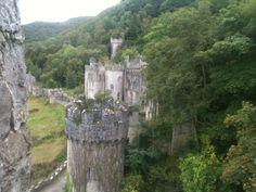 Gwyrch Castle, Scotland
