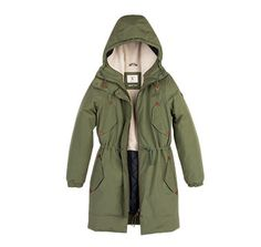 Fishlong Light Bronze Femme - Parka MTD®