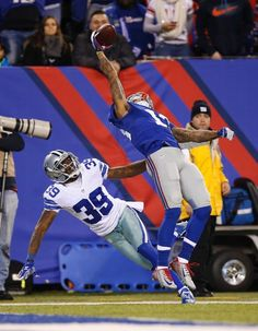 Photos: Odell Beckham Jr.'s prime-time performance