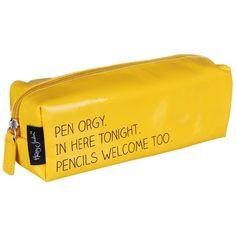 Pen Orgy Pencil Case