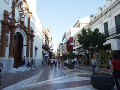 Calle Concepción de Huelva