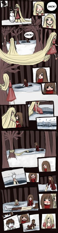 Comic:+Rapunzel+saves+Jack+by+Colourcloud.deviantart.com+on+@deviantART
