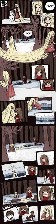 Comic:+Rapunzel+saves+Jack+by+Colourcloud.deviantart.com+on+@deviantART