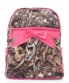 Real tree Girls ribbon Backpack by Fancydancyboutique on Etsy, $25.99