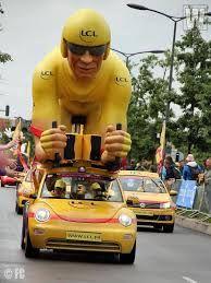 Image result for Caravane du tour de France