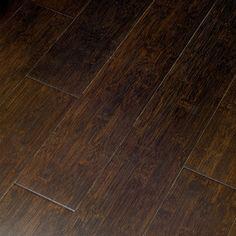 Exotic Locking Bamboo Hardwood Flooring - modern - wood flooring - by Lowe's
