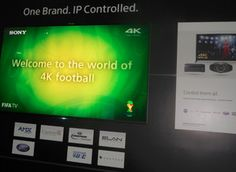 CEDIA Keynote: Sony Launches Full Line of Home Automation-Ready TVs - Julie Jacobson, CE Pro #smarthome #AV #SONY #Control4SDDP