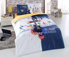 Rock - 100% Cotton Bed Linen