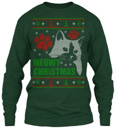 Make a statement with this Awesome New Ugly Christmas Sweater-style Printed Tee!   Only available for aLIMITED TIME, so get yours TODAY!   Printed right here in theU.S.A.  If you buy 2 or more you will save on shipping!   *Satisfaction Guaranteed + Safe and Secure   Checkoutvia PayPal/Visa/Mastercard*   Click the Green Buttonbelow and select your size from the drop-down menu and reserve yours.