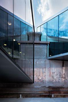 The Danish National Maritime MuseumvonBjarke Ingels Group https://www.pinterest.de/pin/117445502766604278/