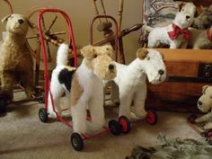 OMG truest of loves - REALLY! my baby girl was a Wire Fox Terrier ! 1970s Childhood, My Childhood Memories, Wire Fox Terrier, Fox Terriers, How Many Kids, Doll Quilt, Vintage Dog, Antique Toys, Old Toys