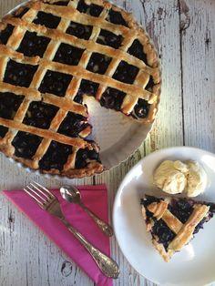 A legfinomabb áfonyás pite – Sweet Bonnie Hungarian Recipes, Pasta, Cake Cookies, Waffles, Muffins, Deserts, Sweets, Breakfast, Health