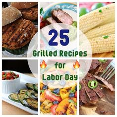 25 Best Labor Day Grilling Recipes - Labor Day Menu Ideas