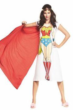 Fashion, Designers and Trends Cute Pajamas, Pyjamas, Dc Comics, Ladies Nightwear, Super Cute, Super Women, Superhero, Ruby Red, Pj