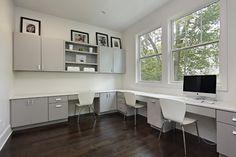 Oxford Development - contemporary - home office - chicago - Oxford Development
