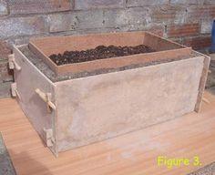 hypertufa mold for trough