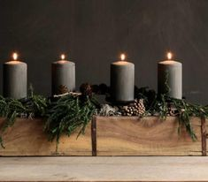 Advent, Brick Molding, November 2019, Diy Weihnachten, Winter Time, Form, Christmas Time, Candles, Table Decorations