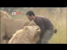 """""""The Lion Man"""" - Shocking Real Story"""