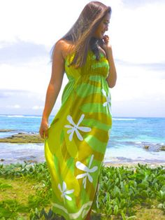 Perfect for relaxing at the resort, shopping, or cocktails and dinner with friends. Designed with chic Polynesian tropical motifs that will make you feel happin Island Outfit, Dinner With Friends, Island Girl, Ethnic Fashion, Online Boutiques, Island Clothing, Empire, Chic, Emo