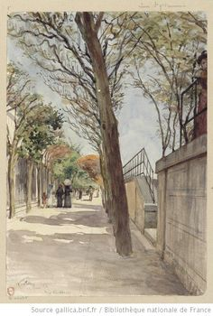 Jardin des Tuileries  Auguste Louis Marie Ottin, 1884