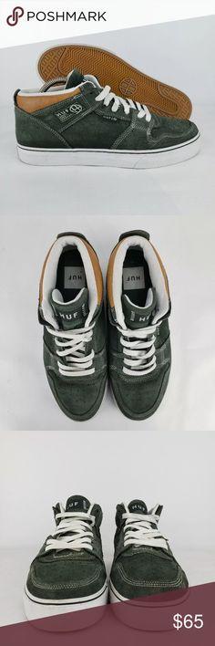 bd6565aedb Huf Dirt Bag Crew Sneaker Skate Half Cab Size 9 Huf Men s Dirt Bag Crew  Sneaker