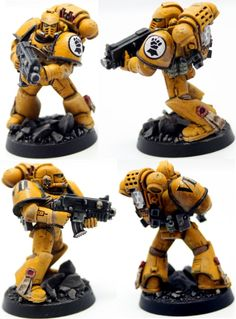 Fist, Imperial, Space, Space Marines